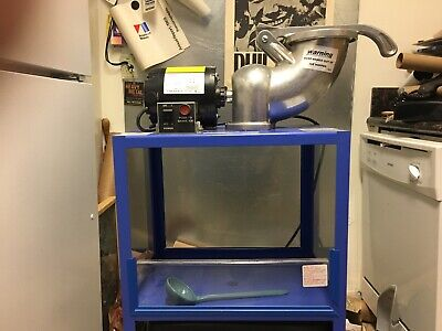 Snow Cone Machine Commercial Shav A Doo Ice Shaver Model 1803