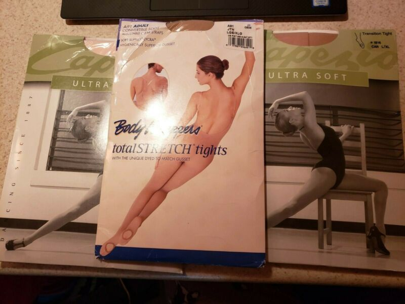 Adult dance tights - new in package