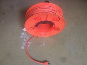Moving Sale - Two reels electrical ext. of around +20ft each