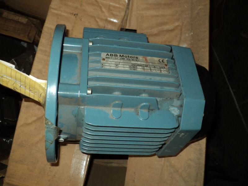 ABB  3GVA083002-BSB MOTOR METRIC 3/4 HP , 460V, CW/CCW