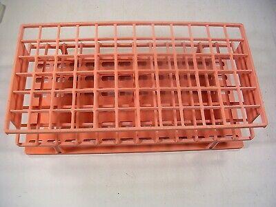 Nalgene Tube Rack 16mm 72 Pos Vial Rack Holder Unwire Nice Shape Usa Made