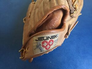 Jelinek Baseball Glove, Left