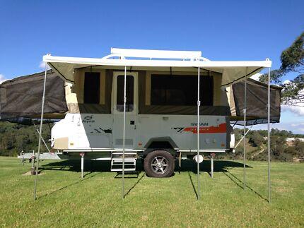 Beautiful Jayco Eagle Outback 2004 Pimpama Gold Coast North Preview