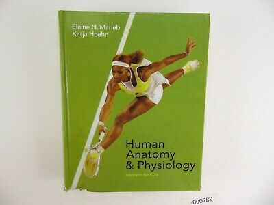 Elaine N. Marieb, Katja Hoehn, Human Anatomy, Physiology, 7th Edition, (Human Anatomy And Physiology Marieb 7th Edition)