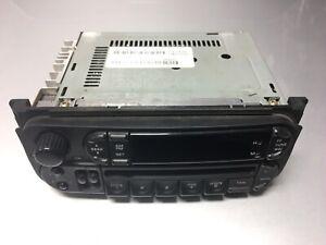 Chrysler Factory AM/FM/CD Radio