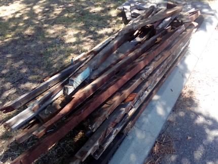 Firewood timber Jarrah Free