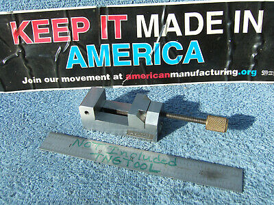 Grind Vise 1x3 Inch Usa American Toolmaker Machinist Die-maker Grind Inspect