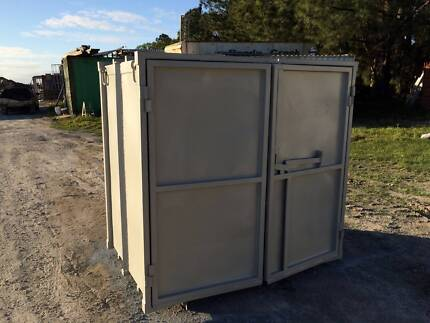 SHIPPING CONTAINER SITE BOX STORAGE chemical storage LOCKABLE Jacobs Well Gold Coast North Preview