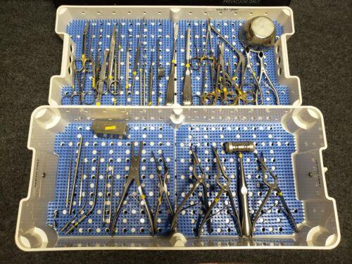 Medtronic Xomed Mueller,Boss, HUGE Set ENT/Septoplasty Surgical Instruments