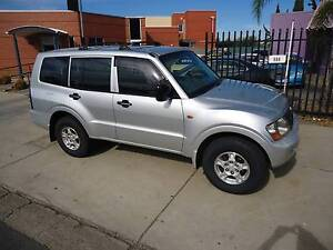 MITSUBISHI PAJERO NM 2000 7SEATER,4X4,5 SPEED,DUAL FUEL,2 OWNER, Beverley Charles Sturt Area Preview