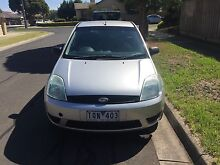 06 Ford Fiesta reg n rwc Eclipse club edition Jacana Hume Area Preview