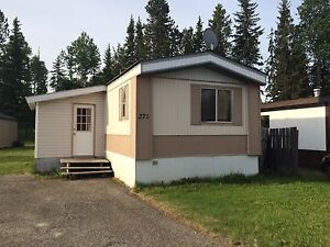 Trailer for rent in Tumbler Ridge