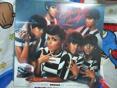 Janelle Monae - The Electric Lady 2 x LP - Vinyl Record  comprar usado  Enviando para Brazil