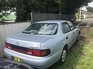 1996 Toyota Camry Sedan Wallsend Newcastle Area Preview