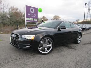 2014 Audi A5 KOMFORT ONE OWNER CLEAN CAR PROOF VERY GOOD CONDIT