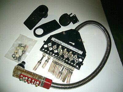 Holster Wunderbar Soda Gun  Drip Cup Kit Hose Hanger Kit COMPLETE 6' Hose