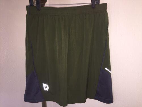 "NWT Men's Baleaf 7"" Athletic Running Shorts *Mesh Liner *Zip"
