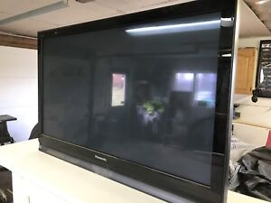"50"" plasma tv. Panasonic. No HDMI input just rca. Elmsdale"