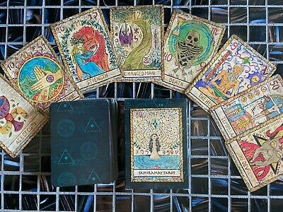 Samiramay Tarot Deck & G uide, 78 cards full deck, New, Shrinkwrapped
