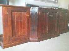 Moving Interstate Sale - Entertainment Cabinet Stockton Newcastle Area Preview