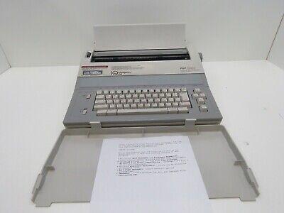 Smith Corona Pwp 3850 Word Processor Testedworking