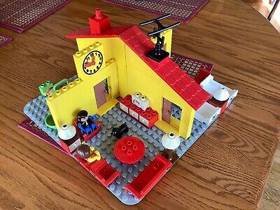 Lego Duplo 2770 Play House Set (Vintage 1986)