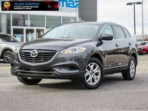 LOW KM 2013 MAZDA CX-9 GS-L AWD | LEATHER | 7 SEATS