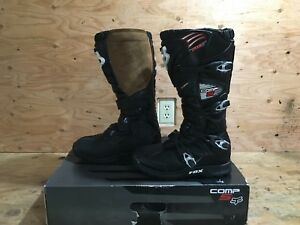 Fox Comp 5 Off Road boot size 9