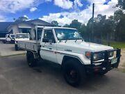 Landcruiser 75 Series Ute 4.2 1HZ Diesel  Stapylton Gold Coast North Preview