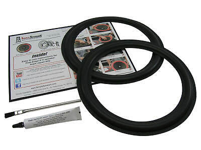 AR 3 AR3 AR 3a AR3a Acoustic Research woofer speaker foam repair kit # FSK-11AR