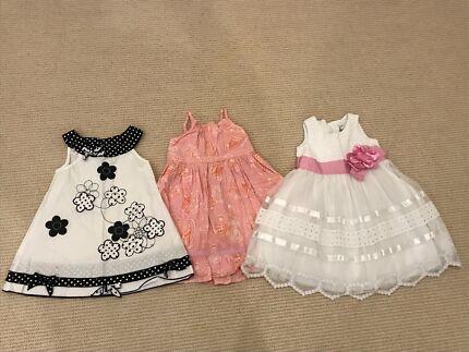 10 Baby Girl Dresses Origami Target Myer Mango Bulk All Size 2