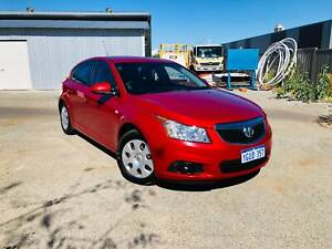 2012 HOLDEN CRUZE HATCHBACK, AUTOMATIC *SERVICE LOG*LOW KMs* Welshpool Canning Area Preview
