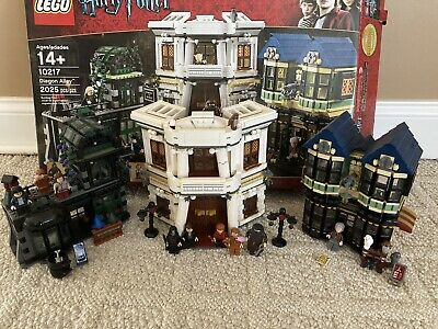 Lego Harry Potter Diagon Alley (10217)