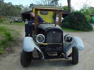 Vintage Chevrolet Truck 1921/22 from AdelaideSOLD PENDING BALANCE