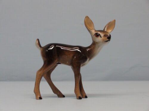Old Monrovia Hagen Renaker Mini Doe Deer