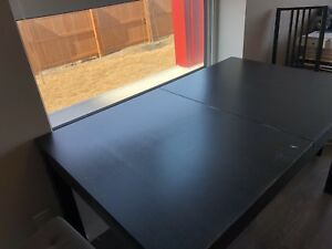 Extendable Dining Table 4 Chairs