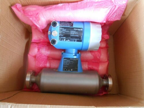 Endress Hauser Promass 83I08 3/8th Flow Meter NEW  Free Shipping