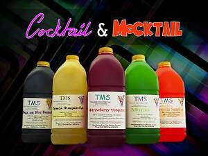 Cocktail and Slushie Mix for Sale Malaga Swan Area Preview