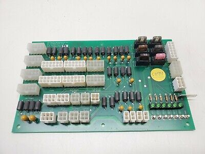 Perseptive Biosystems Voyager Dc Distribution Pcb 107027