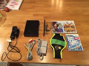 Wii+manette+nunchuck+jeux+Zumba