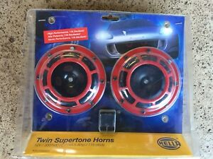 Hella Supertone horn kit