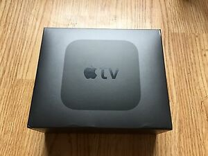 Apple TV - 32gb 4th generation