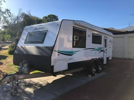 Avan Aspir 604  Triple bunk- Adventure pack Tuart Hill Stirling Area Preview