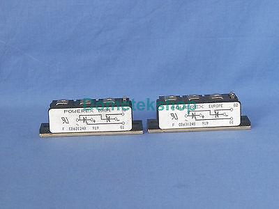 Powerex Fcd631240 919 Lot Of 2