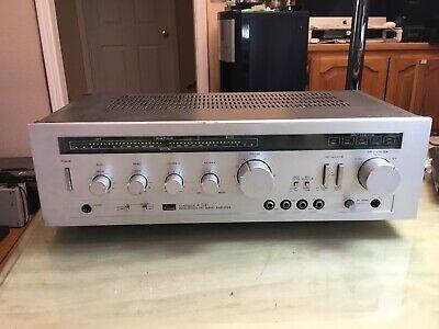 Vintage Sansui A-700 Integrated Servo Amplifier ( Working)