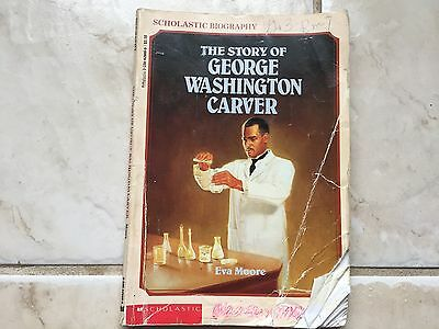The Story Of George Washington Carver By Eva Moore S 5963