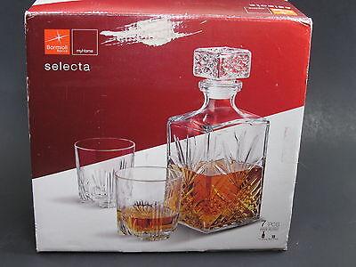 Графин Bormioli Rocco Selecta 7-Piece Whiskey