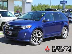 2013 Ford Edge Sport AWD | HEATED LEATHER | NAV | PANORAMIC ROOF