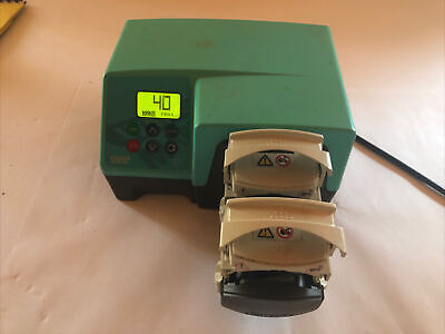 Watson Marlow 323 Peristaltic Pump With Dual Heads Tested And Working