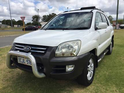 2005 Kia Sportage SUV 4x4 Auto Maddington Gosnells Area Preview